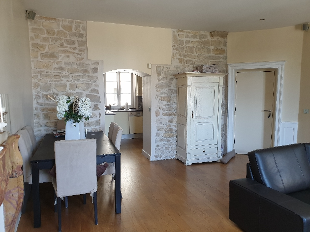 Location appartement F3 centre-ville DOLE