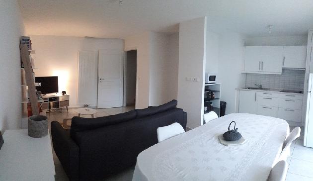 Vente appartement T2