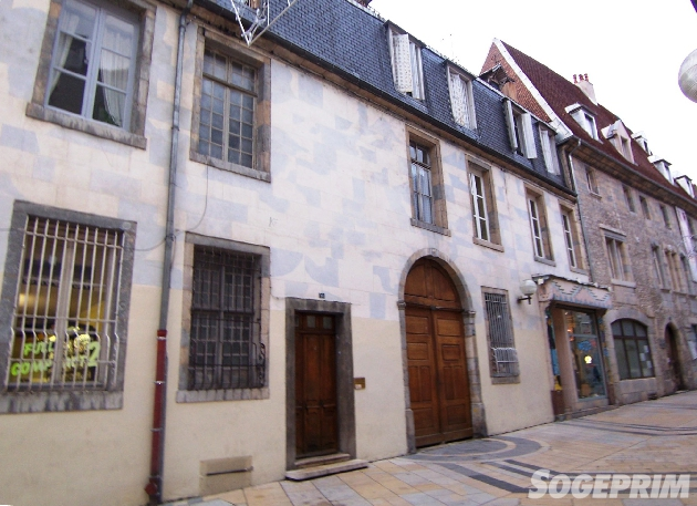 Location Appartement 4 pièces BESANCON