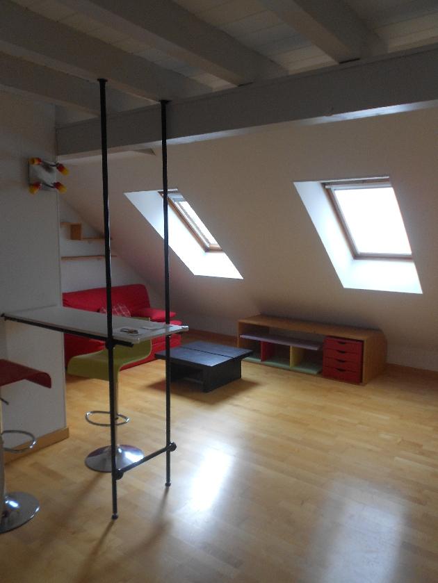 LOCATION-STUDIO-MEUBLE-BESANCON-AVENUE-FONTAINE-ARGENT - BESANCON