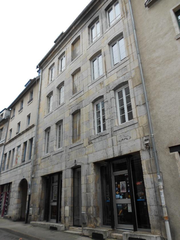 Location Appartement F1 Meublé BESANCON