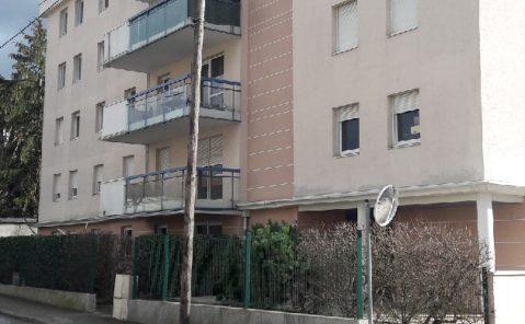 Vente appartement T2 Besançon