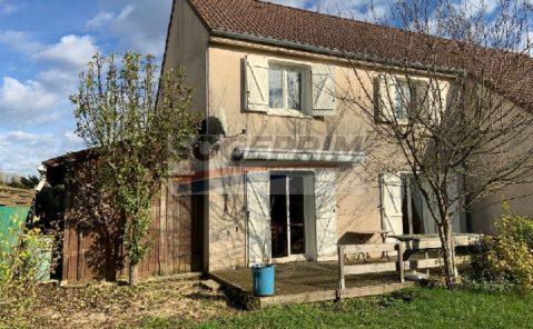vente maison F5 Bletterans