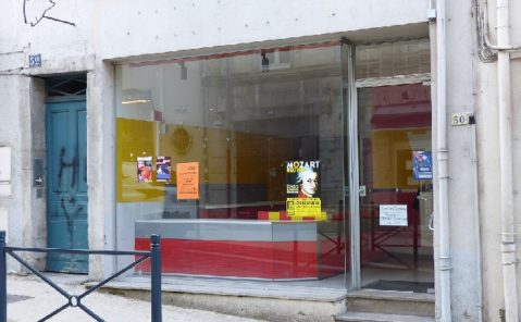Local commercial LONS LE SAUNIER