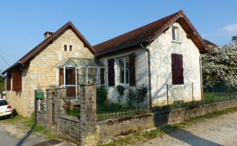 Location Maison F3 LE VERNOIS
