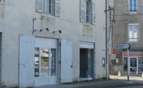 Location Local commercial LONS LE SAUNIER