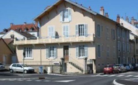 Location F4 Terrasse Lons le Saunier