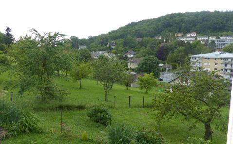 location F3 Jardin  Lons le Saunier