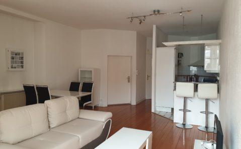 Location Appartement F2 meublé centre-ville DOLE