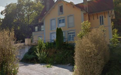 Location F4 Jardin CLAIRVAUX LES LACS