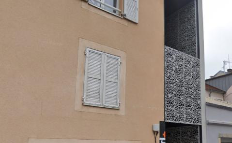 Location F3 Terrasse LONS LE SAUNIER