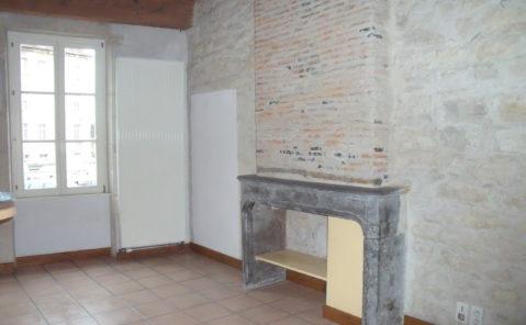 Location Appartement F3 + Garage centre-ville Dole