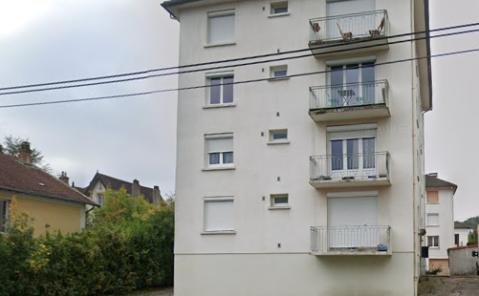 Location F4 Balcon LONS LE SAUNIER